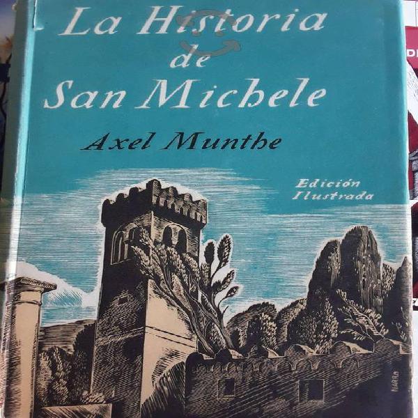 LA HISTORIA DE SAN MICHELE EDICIÓN ILUSTRADA