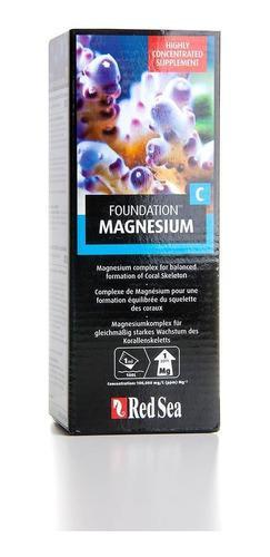 Magnesio Red Sea Reef Foundation Magnesium C 500ml