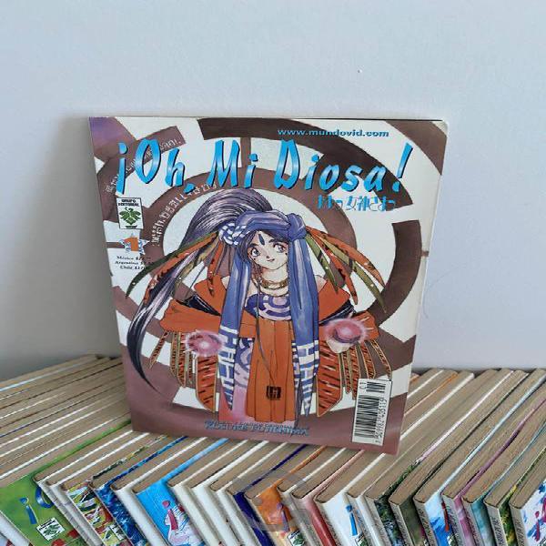 Manga de colección