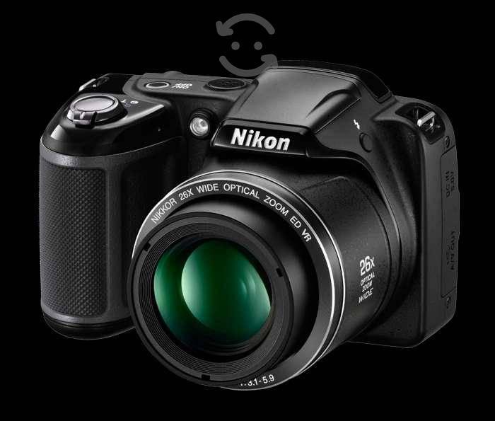 Nikon Coolpix L330 20 Megapixeles, Zoom 26X
