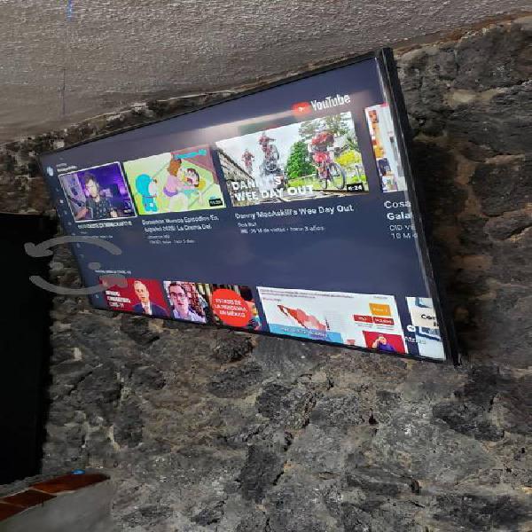 Samsung 58 Pulg, Seminueva, Ultra HD 4K, Series 7