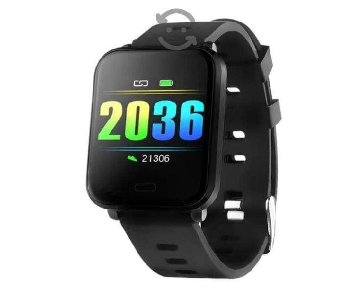 Smartwatch Sport Ritmo Cardiaco Ios/android