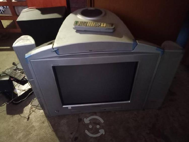 """TV Sony wega Trinitron 21"""" hometeather"""