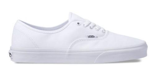 Tenis Vans Authentic Blanco 100% Originales