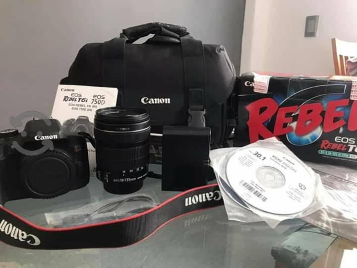 Vendo cámara digital EOS REBEL