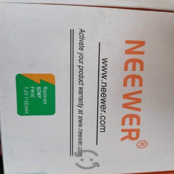 neewer NP-FW50 cargador de bateria