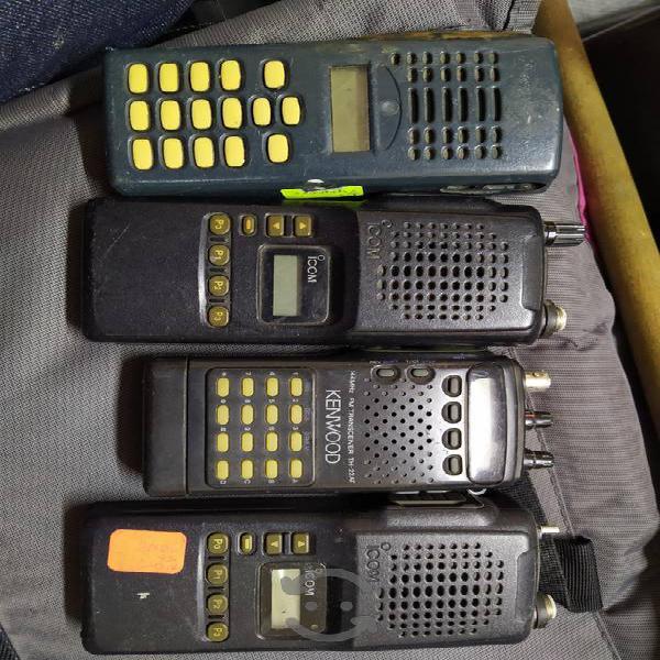 radios Motorola icom kenwood yaesu Vertex hytera