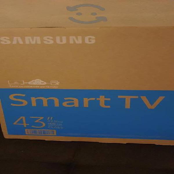 smart tv Samsung 43 nueva