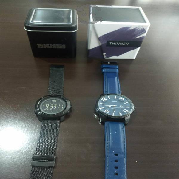 2 Reloj con detalle