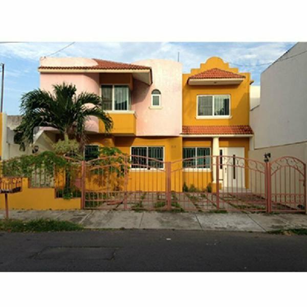 Casa a la venta en Fraccionamiento Tampiquera Boca del Río,