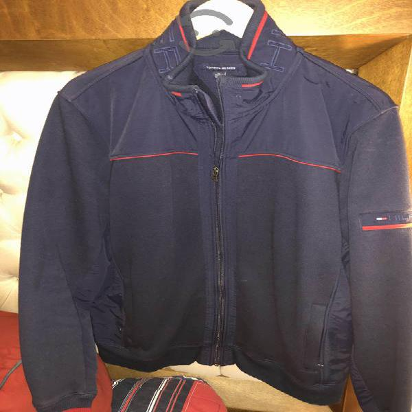 Chamarra Tommy Hilfiger original, talla XL