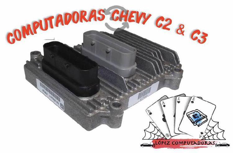 Computadora chevy c2 c3