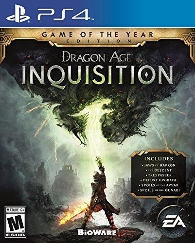 Dragon Age Inquisition Juego Del Aã±o Edition Playstatio