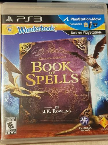 Juego Book Spell Harry Potter