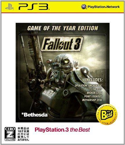Juegos,fallout 3 (juego De La Edición Del Año) (playstat..