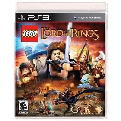 Juegos,lego, El Señor De Los Anillos Con La Comunidad De..
