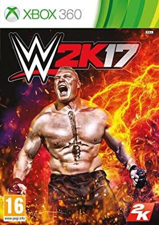 Licensias De W2k17 Para Xbox 360 Y One