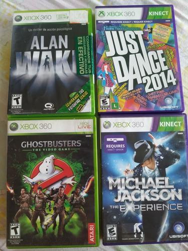 Lote De Cajas De Juegos Xbox360, Ps2, Ps3 Y Wii U $479