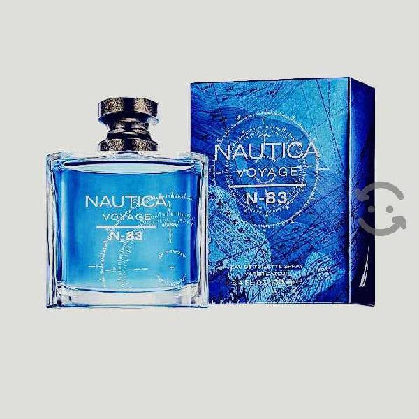 Perfume Nautica Voyage N-38