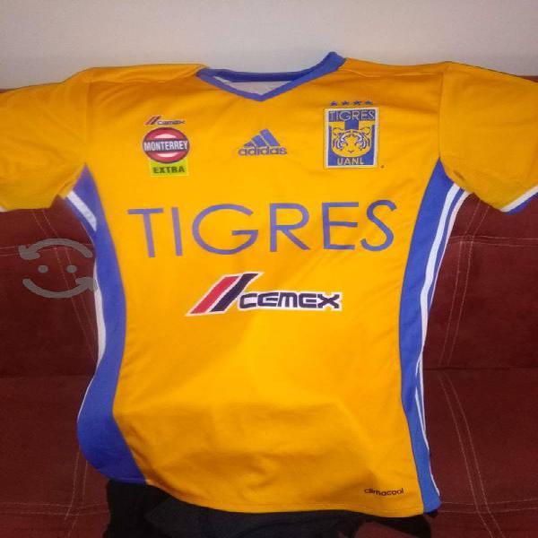 Playera de Tigres