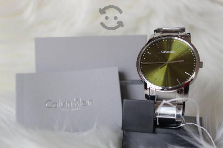 Reloj Calvin Klein Nuevo Original