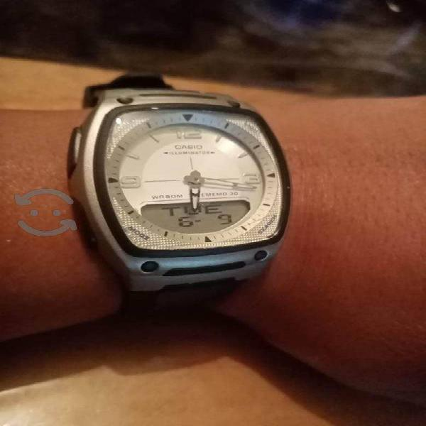 Reloj Casio Dual AW81 día del Padre