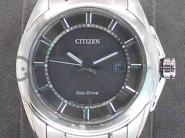 Reloj Citizen Eco-Drive Sapphire 100% Original Sem