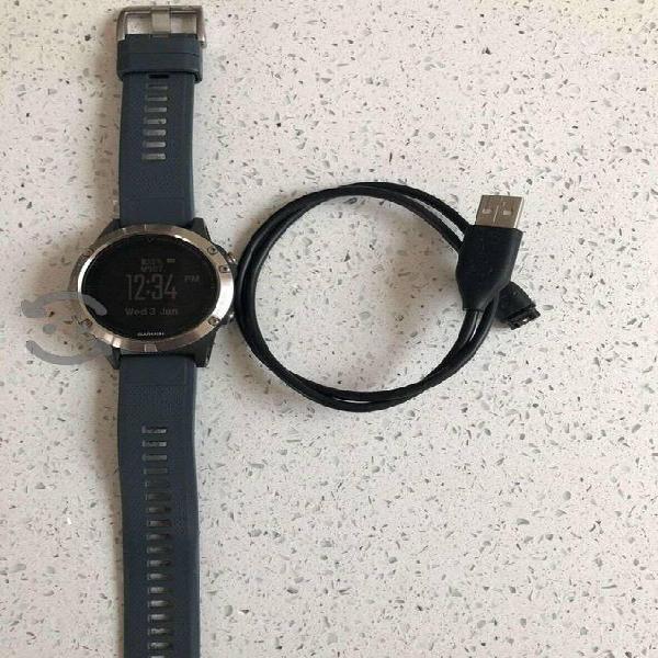 Reloj garmin fenix 5 frecuencia cardiaca
