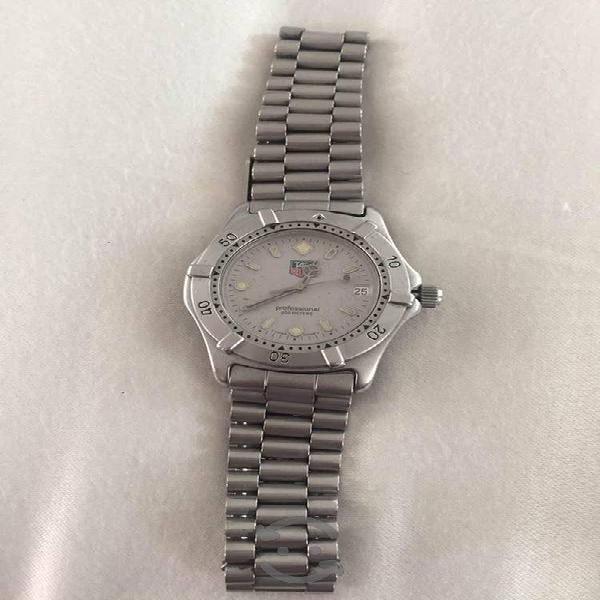 Reloj para hombre Tag Huever profesional 200M