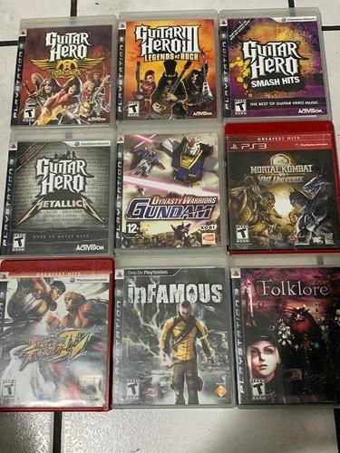Remate Lote De 30 Juegos De Playstation 3 - Sony Ps3