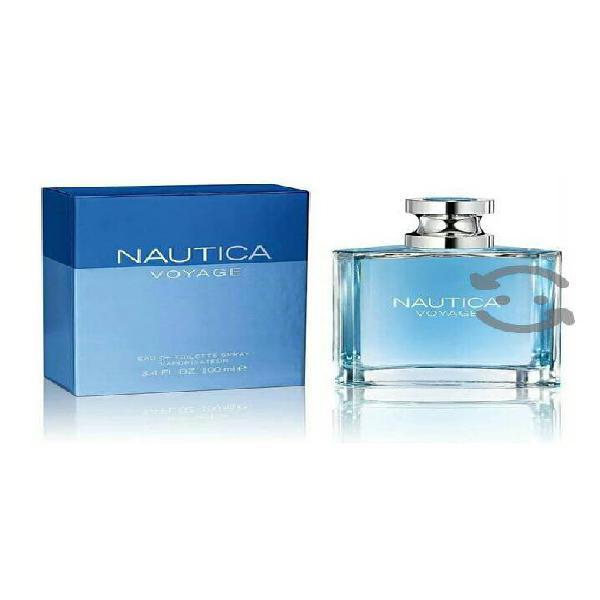 calidad en perfume náutica Voyage/En venta