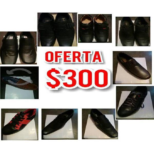 gran ofertazo ó en zapatos y tenis/En venta