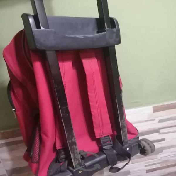 mochila de carrito