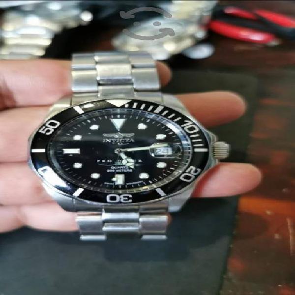 reloj Invicta De Cuarzo Pro Diver