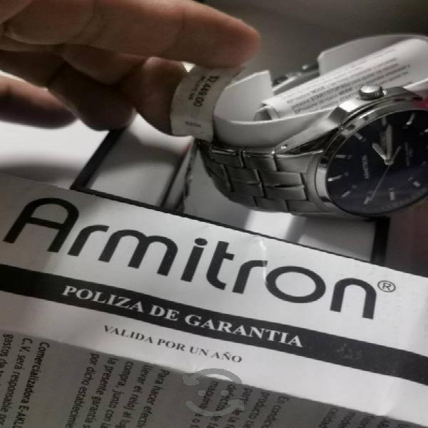 reloj armitron nuevo original con garantía