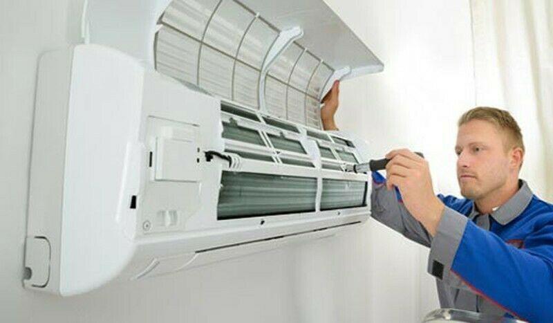 Mantenimiento y reparación e instalación de aire