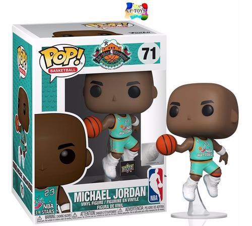 Michael Jordan All Star Funko Pop Juego De Las Strellas Cf