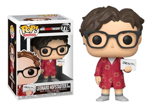 Funko Pop Leonard Hofstadter #778 The Big Bang Theory Oferta