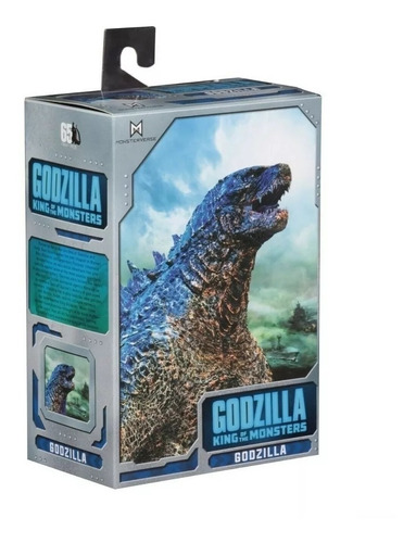 Godzilla  King Of Monsters Neca Action Figure