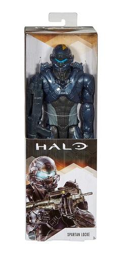 Halo Figura De Acción Spartan Locke 12 Pulgadas Mattel