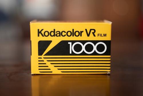 Kodak Vr  - Película 35mm