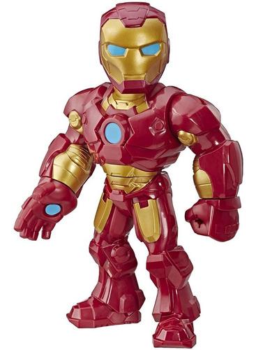 Playskool Figura Iron Man Marvel Mega Mighties Heroes 26 Cm