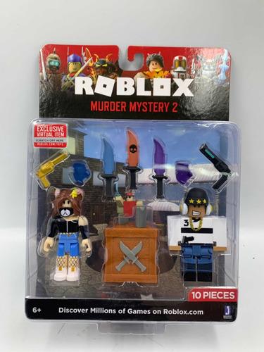 Roblox Murder Mystert 2 Set 2 Pzas