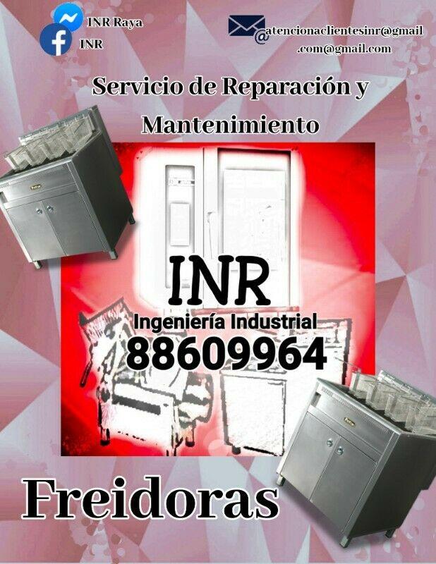 Servicios de Reparacion y Mantenimiento