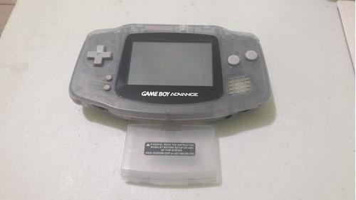 Consola Gameboy Advance Color Traslucido