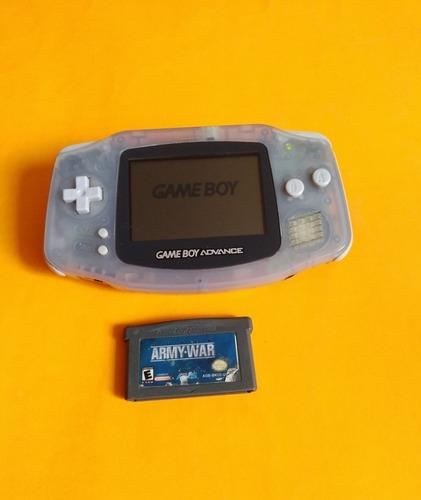 Consola Gameboy Advance, Con Juego.
