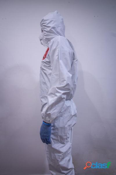 Oferta de trajes de protección