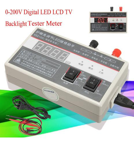 220v/50hz Digital Led Lcd Tv Retroiluminación Probador