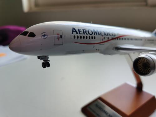Aeromexico B787-800 Jc Wings 1/200 N965am