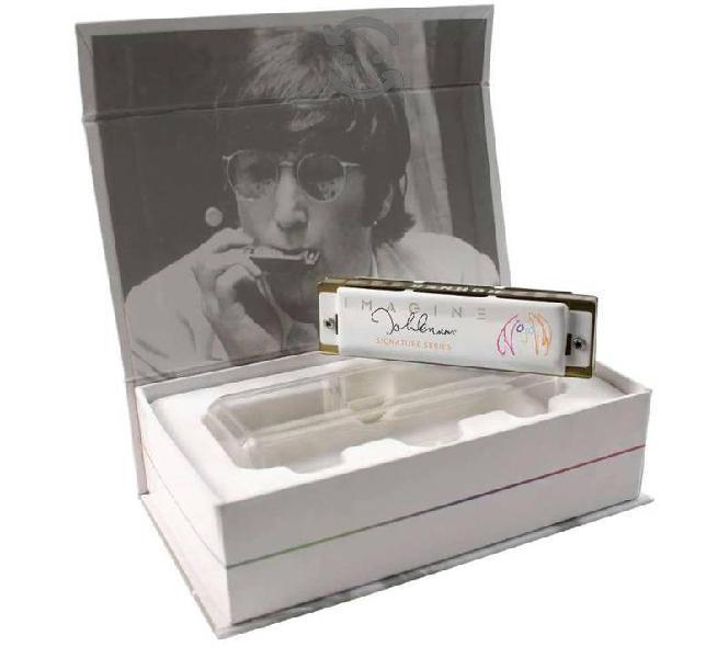 Armónica Hohner John Lennon Signature Series